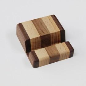 ヨシモク:タブレット用 木製スタンド 5ライン T-WS 5L