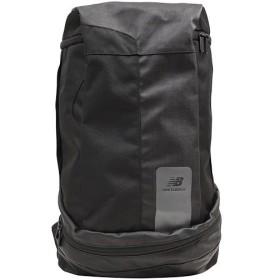 ニューバランス(New Balance) トップローディングバックパック JABL8216 BK ブラック リュックサック デイパック スポーツバッグ カバン 通勤 通学