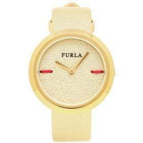 f77e3410ab9b フルラ 腕時計 レディース FURLA 944205 r4251110507 イエローゴールド