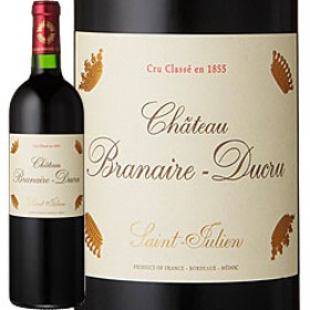 シャトー・ブラネール・デュクリュ (CH. BRANAIREDUCRU) / 石田博氏解説ワイン 赤ワイン 750ml
