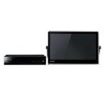 Panasonic(パナソニック) UN-15T7-K 15V型 地上・BS・110度CS対応 ポータブルテレビ プライベートビエラ ブラック(500GB内蔵HDDレコーダー付)