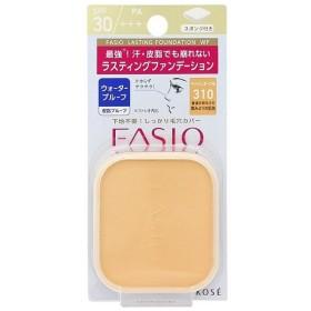 ファシオ/ラスティング ファンデーション WP(ベージュオークル・310) ファンデーション