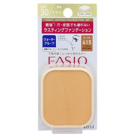 ファシオ/ラスティング ファンデーション WP(オークル・415) ファンデーション