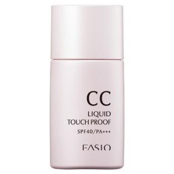 ファシオ/CC リキッド タッチプルーフ(自然な肌色・02) CCクリーム