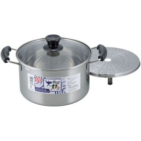 和平フレイズ 鍋屋大作 IH対応兼用鍋 24cm NR-7734