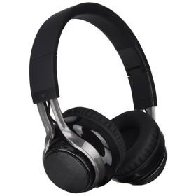 ブルートゥースヘッドホン ADHDPPCLSBK00 [リモコン・マイク対応 /Bluetooth]