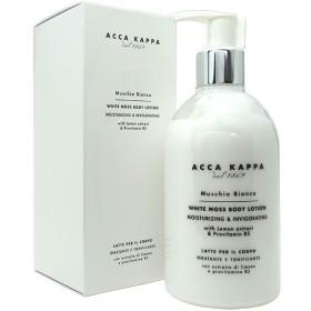 アッカカッパ ACCA KAPPA ホワイトモス ボディローション 300ml WHITE MOSS Body Lotion 【香水 フレグランス】