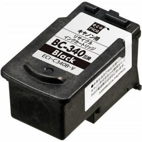 エコリカ リサイクルインクカートリッジ ECI-C340B-V [ECIC340BV]