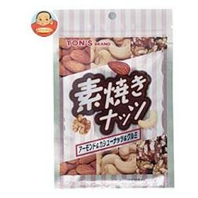 東洋ナッツ食品 トン 素焼きナッツ 40g×12袋入