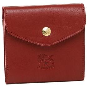 【送料無料】イルビゾンテ 財布 IL BISONTE C0424 P 245 二つ折り財布 ROSSO