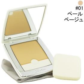 ゲラン GUERLAIN ペルル ブラン ライトブースター コンパクト ブライトニング ファンデーション #01 ペールベージュ 8.5g 化粧品 コスメ BLANC DE PERLE 01