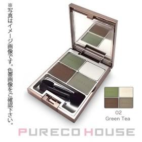 カネボウ ルナソル マカロン グロウ アイズ #02 Green Tea【メール便可】