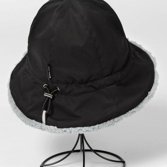 6fef26da52e0c 漁師の帽子 - 黒の防水ストレージフリース 通販 LINEポイント最大1.0%GET ...
