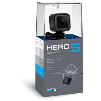 GoPro ビデオカメラ HERO5 Session ブラック CHDHS-501-JP