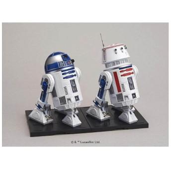 1/12 STAR WARS R2-D2&R5-D4