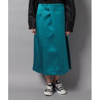 【70%OFF】 ビューティフルピープル s/w satinwafuku a-line skirt レディース ピーコック 36 【beautifulpeople】 【タイムセール開催中】