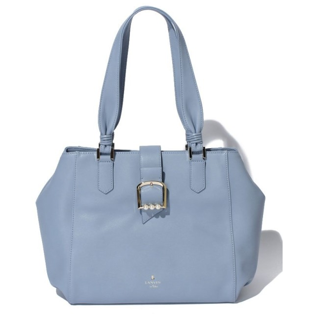 LANVIN en Bleu ランバンオンブルー アンドレ トートバッグ 481510