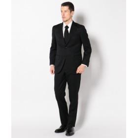 J.プレス メンズ ツイル CLASSIC スーツ メンズ ブラック系 A5 【J.PRESS MENS】