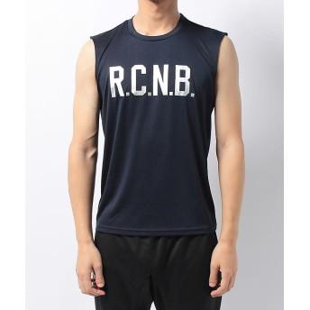 【22%OFF】 販売主:スポーツオーソリティ ナンバー/メンズ/R.C.N.B. ベーシック RUN ノースリーブシャツ メンズ ネイビー BL 【SPORTS AUTHORITY】 【セール開催中】