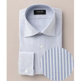 【37%OFF】 エンタージー オックスミニロンストシャツ メンズ サックスブルー系1 38-82 【enter G】 【セール開催中】