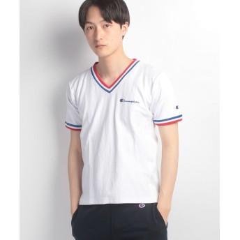 【30%OFF】 チャンピオン RW T-SHIRT メンズ ホワイト XL 【Champion】 【セール開催中】