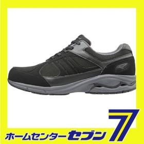 ミズノ LD AROUND M ウォーキングシューズ B1GD172509230 (ブラック 23.0cm)  ミズノ mizuno [レディース EEEE相当 幅広 靴 スニーカー]