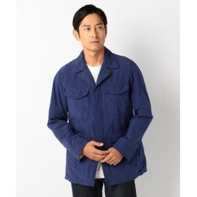 【50%OFF】 エンタージー 製品染めジャケット メンズ ネイビー系 L 【enter G】 【セール開催中】