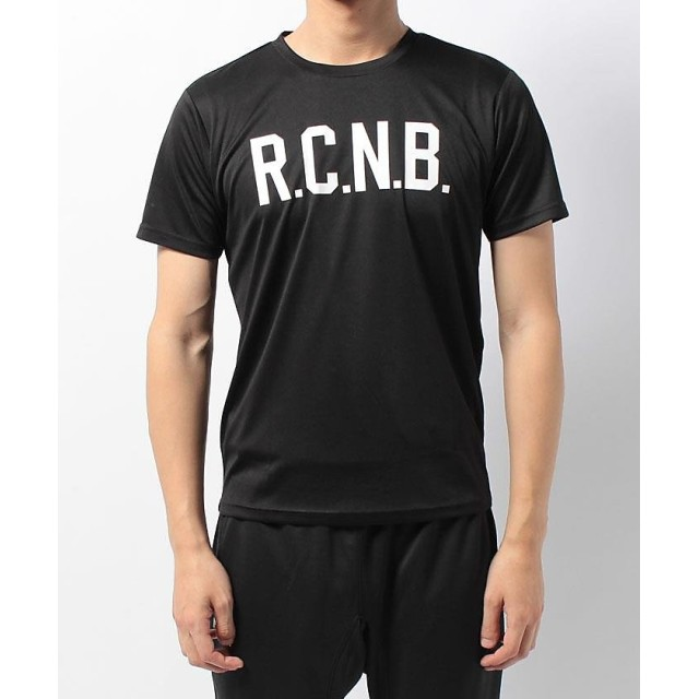 【22%OFF】 販売主:スポーツオーソリティ ナンバー/メンズ/R.C.N.B. ベーシック RUN クルーネックTシャツ メンズ ブラック L 【SPORTS AUTHORITY】 【セール開催中】