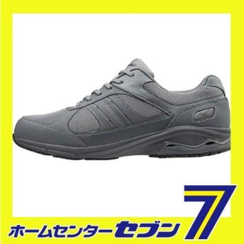 ミズノ LD AROUND M ウォーキングシューズ B1GC172503270 (グレー 27.0cm) ミズノ mizuno [メンズ EEEE相当 幅広 靴 スニーカー]