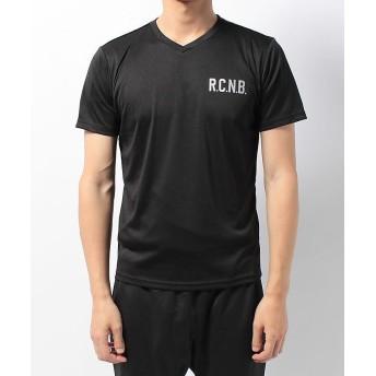 販売主:スポーツオーソリティ ナンバー/メンズ/R.C.N.B. ベーシック RUN VネックTシャツ メンズ ブラック L 【SPORTS AUTHORITY】