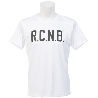【22%OFF】 販売主:スポーツオーソリティ ナンバー/メンズ/R.C.N.B. ベーシック RUN クルーネックTシャツ メンズ ホワイト L 【SPORTS AUTHORITY】 【セール開催中】
