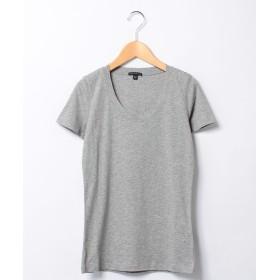 セオリー UネックTシャツ STAY/JUIN2 レディース グレー S 【Theory】