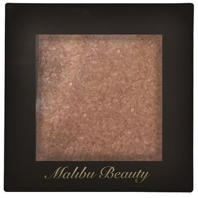 マリブビューティー/シングルアイシャドウブラウンコレクション(キャラメルブラウン BR01)
