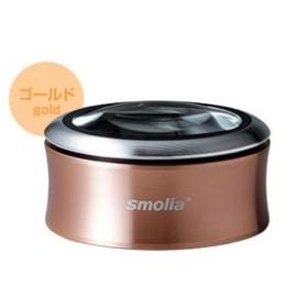 3R LED拡大鏡「smolia xc」(倍率3倍)(ゴールド) 3R-SMOLIA-XCGD 返品種別A