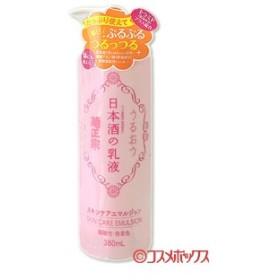【5%還元】【価格据え置き】菊正宗 スキンケアエマルジョン (日本酒の乳液) 380mL