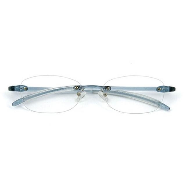 TR-90老眼鏡 TP-11 SM(グレー/+3.50)