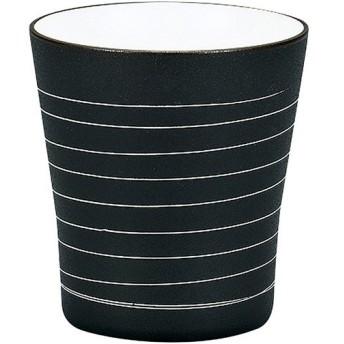 タンブラー スパイラル ブラック 310mL ( 1コ入 )