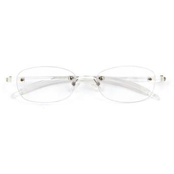 TR-90老眼鏡 TP-11 WT(ホワイト/+2.50)