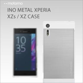 Xperia XZs Xz ケース INO METAL CASE【日本初】エクスペリア バンパーケース おしゃれ カバー シンプル Xperia XZs Xz ケース エクスペリア
