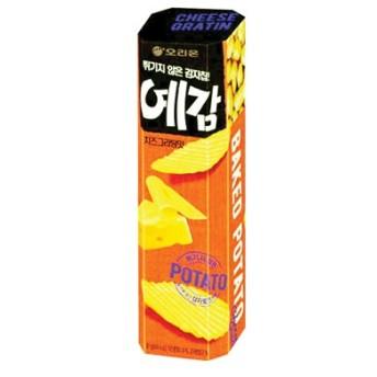 『ORION』イェガム(チーズグラタン味)|ジャガイモのお菓子(80g)[オリオン][スナック][韓国お菓子]