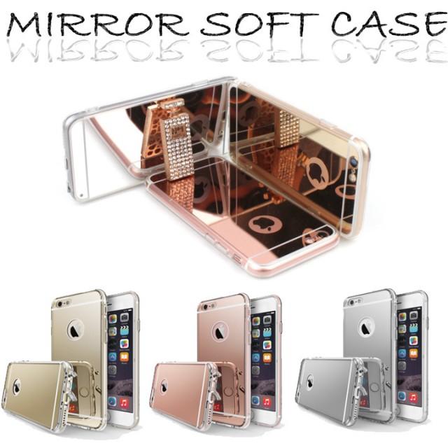 e4df7c8aba スマホケース 鏡 スマホケース ミラー 鏡付きスマホケースiPhone5/iPhone5s/iPhone6/iPhone6 plus/