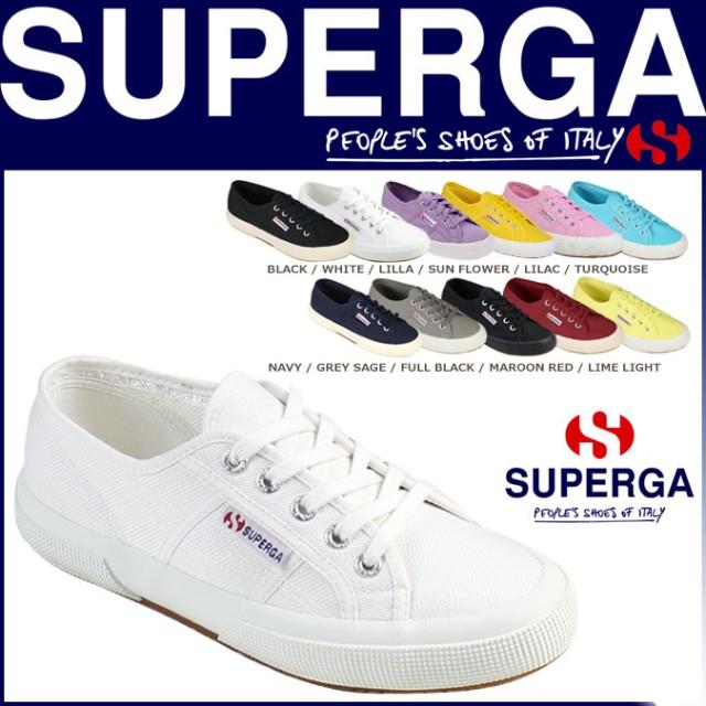 スペルガ SUPERGA スニーカー レディース 2750 COTU CLASSIC S000010 メンズ