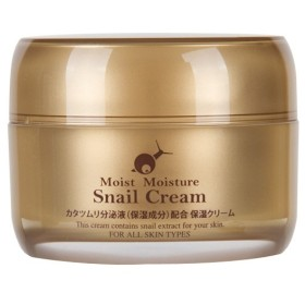 『Skin Holic』カタツムリ分泌液(保湿成分配合)保湿クリーム(50g)■韓国化粧品