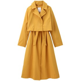 [ELENDEEK]4WAY OVERLAY COAT