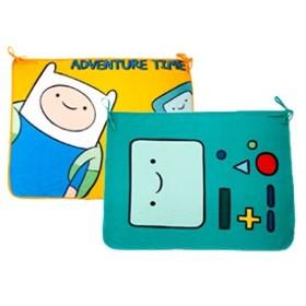 海外アニメグッズ Adventure Time(アドベンチャー・タイム) ひざ掛け 毛布 ブランケット(2種1択) ADTM20