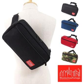 Manhattan Portage マンハッタンポーテージ バッグ Aero Waist Bag エアロウエストバッグ (MP1109)【日本正規品】