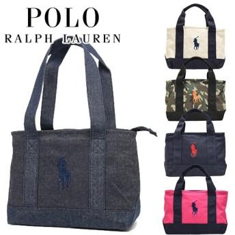 数量限定!POLOトート ポロ ラルフローレン Polo Ralph Lauren POLO PONY TOTE トートバッグ キャンバス 1ra1000 ra1000