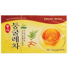 『東西』アマドコロ茶|ドングレ茶(1.2g×25包・ティーバッグ)ドンソ トングレ茶 ドゥングレ茶 健康茶 穀物茶 ダイエット茶 韓国茶 韓国飲料