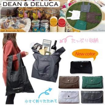 DEAN&DELUCA 折りたたみ式エコバッグ