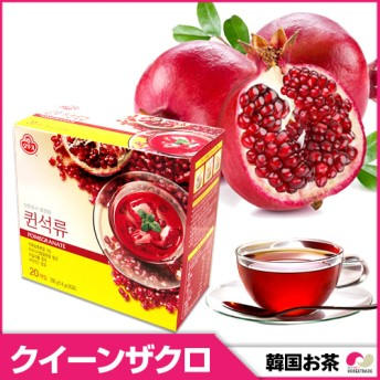【三和】 クイーンザクロ (スティック粉末 20包) x 2箱 韓国茶 韓国健康飲料